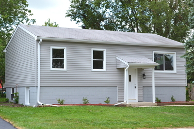Romeoville Single Family Home For Sale: 334 Emery Avenue