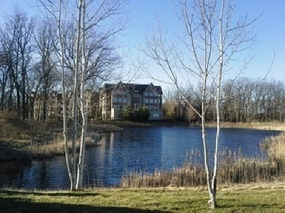 Lake Forest Condo/Townhouse Contingent: 1850 Amberley Court #301