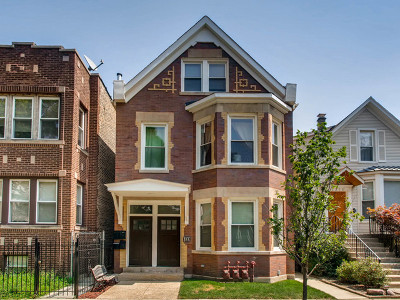 Cook County Multi Family Home New: 2911 North Seeley Avenue