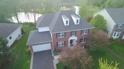 Foxford Hills Single Family Home New: 414 Wentworth Circle