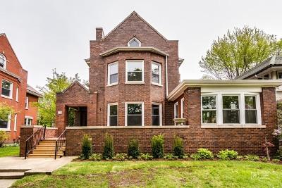 Oak Park Single Family Home Contingent: 410 Clinton Avenue