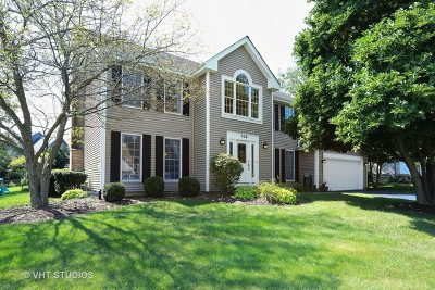 Cary Single Family Home New: 709 Bayberry Drive