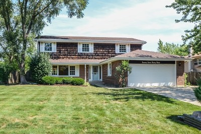 Downers Grove Single Family Home New: 7733 Queens Court