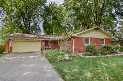 Lisle Single Family Home New: 6024 Essex Road