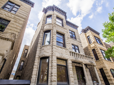 Cook County Condo/Townhouse New: 4008 North Clarendon Avenue #3