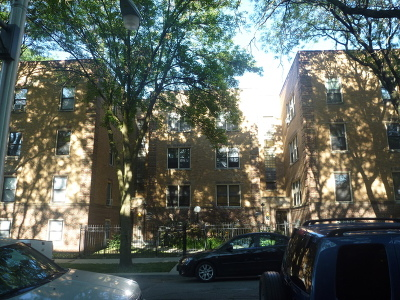 Cook County Condo/Townhouse New: 5315 North Francisco Avenue #2