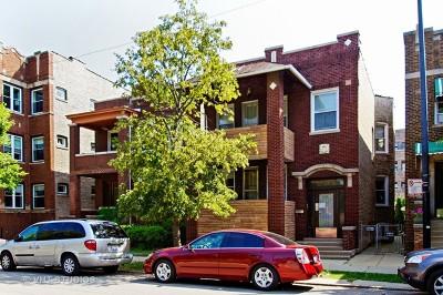 Cook County Multi Family Home New: 5435 North Ashland Avenue