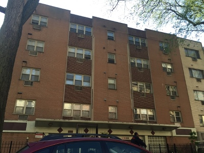 Cook County Condo/Townhouse New: 5950 North Kenmore Avenue #507