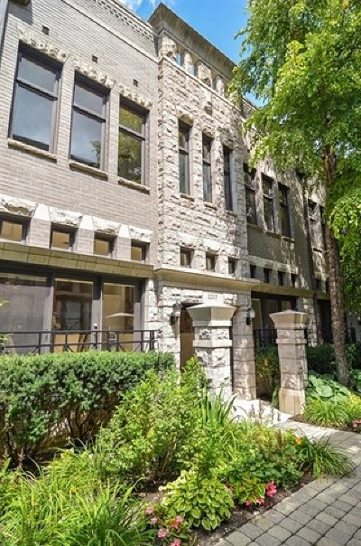 Cook County Condo/Townhouse New: 123 West Oak Street #P