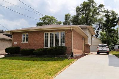 Lansing Single Family Home New: 2229 Thornton-Lansing Road