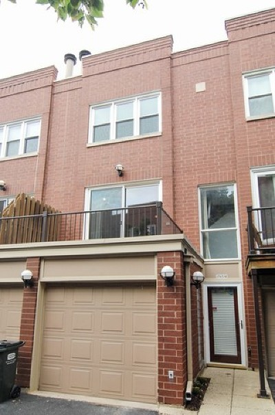 Cook County Condo/Townhouse New: 1765 West Altgeld Street #M