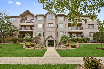 Orland Park Condo/Townhouse Contingent: 11921 Windemere Court #103