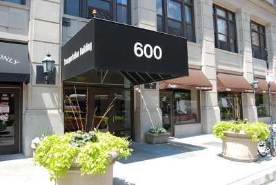 Cook County Condo/Townhouse New: 600 South Dearborn Street #1410