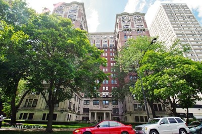Cook County Condo/Townhouse New: 5000 North Marine Drive #10B