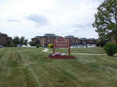 Oak Forest IL Condo/Townhouse New: $74,900