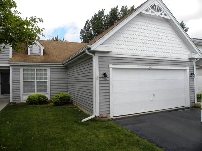 Bartlett IL Condo/Townhouse New: $234,900
