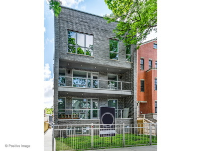 Cook County Condo/Townhouse New: 1751 West Roscoe Street #1S
