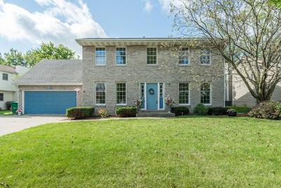 Shorewood Single Family Home For Sale: 1116 Oxford Lane