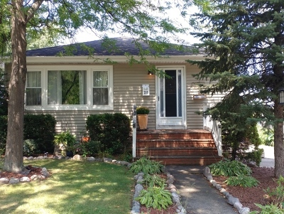 Downers Grove Single Family Home For Sale: 210 3rd Street