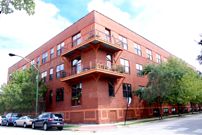 Chicago Condo/Townhouse New: 1061 West 16th Street #208