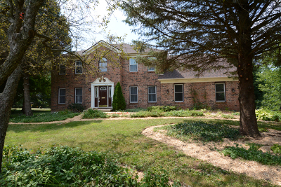 St. Charles Single Family Home New: 40w185 Deer Run Drive