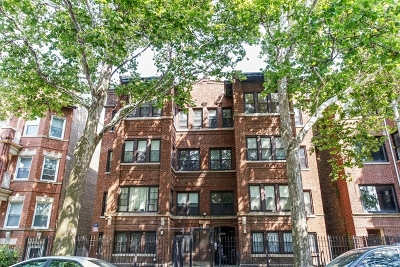 Chicago Condo/Townhouse New: 6035 South St. Lawrence Avenue #GS
