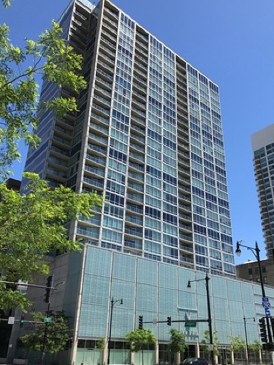 Chicago Condo/Townhouse New: 611 South Wells Street #2106