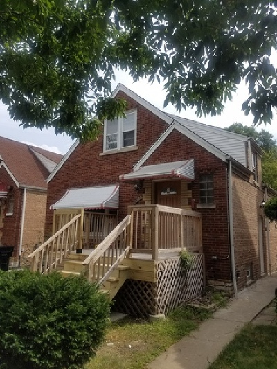 Chicago Single Family Home New: 9045 South East End Avenue