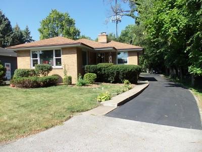 South Holland Single Family Home New: 16000 Wausau Street