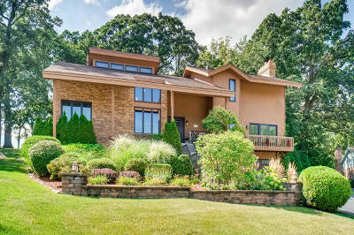 Palos Heights, Palos Hills Single Family Home Re-activated: 12820 South Seneca Road