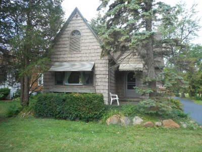 Homewood Single Family Home New: 18230 Riegel Road