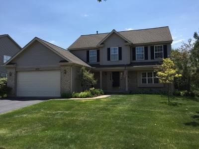 Algonquin Single Family Home New: 1491 Richmond Lane