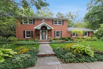 Naperville Single Family Home For Sale: 949 Elizabeth Avenue
