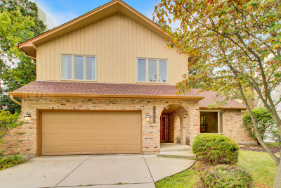 Lisle Single Family Home New: 2521 White Oak Lane