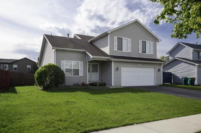 Plainfield Single Family Home New: 1407 Major Drive