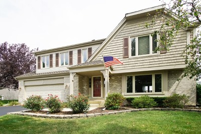 Roselle Single Family Home Price Change: 440 Springwood Drive