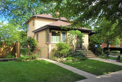 Brookfield Single Family Home For Sale: 3129 Harrison Avenue