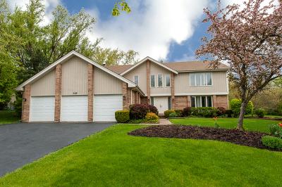 Hoffman Estates Single Family Home Contingent: 5185 Thornbark Drive