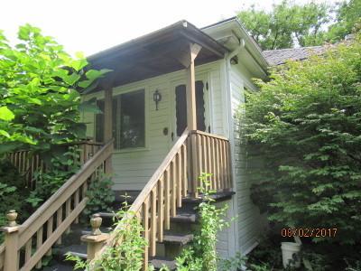 Homewood Single Family Home New: 17958 Lawndale Avenue