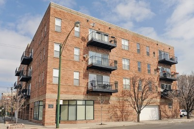 Cook County Condo/Townhouse New: 647 North Green Street #407