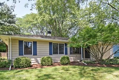 Batavia Single Family Home New: 807 Elizabeth Street