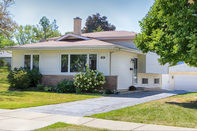 Lombard Single Family Home For Sale: 534 North Craig Place