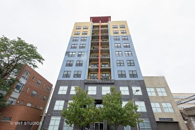 Cook County Condo/Townhouse New: 1122 West Catalpa Avenue #405