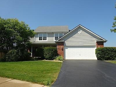 Plainfield Single Family Home New: 2411 Finn Court