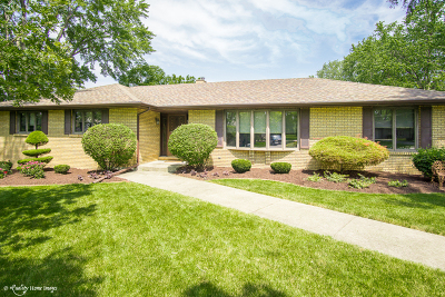 Homewood Single Family Home New: 3250 185th Place