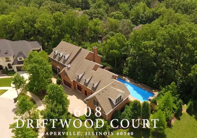 Naperville Single Family Home For Sale: 608 Driftwood Court