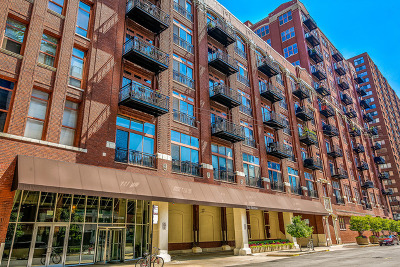 Cook County Condo/Townhouse New: 360 West Illinois Street #5C