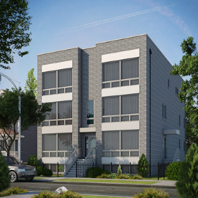 Cook County Condo/Townhouse New: 2140 West Rice Street #PH-2W