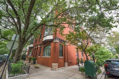 Cook County Condo/Townhouse New: 854 West Wisconsin Street #A