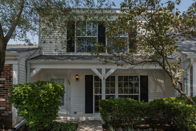Cary Condo/Townhouse For Sale: 34 Silver Tree Circle